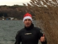 Weihnachten 24.12.2014, 9:00, 8°C, 5,0 Segel, Frohes Fest